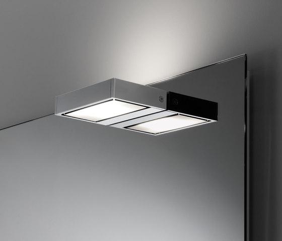 Spiegelschrank style Aufbauleuchte SmallLine kurz di talsee | Lampade speciali