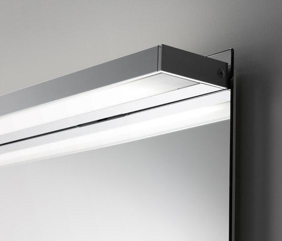 Spiegelschrank style Aufbauleuchte SmallLine lang de talsee | Éclairage de miroirs