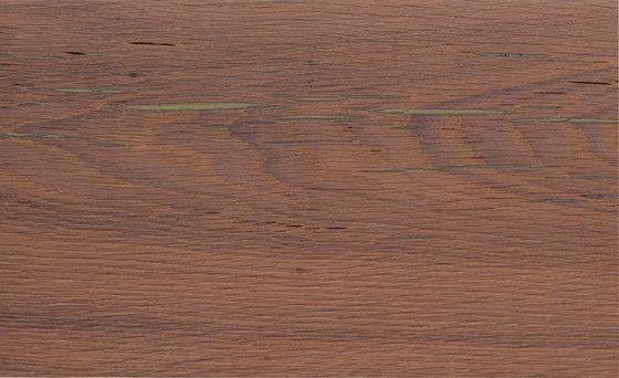 mafi Tiger EICHE gold. gebürstet | weiß geölt von mafi | Holzböden
