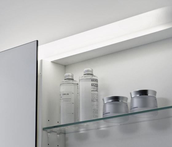 Spiegelschrank pure Innenbeleuchtung by talsee | Mirror cabinets