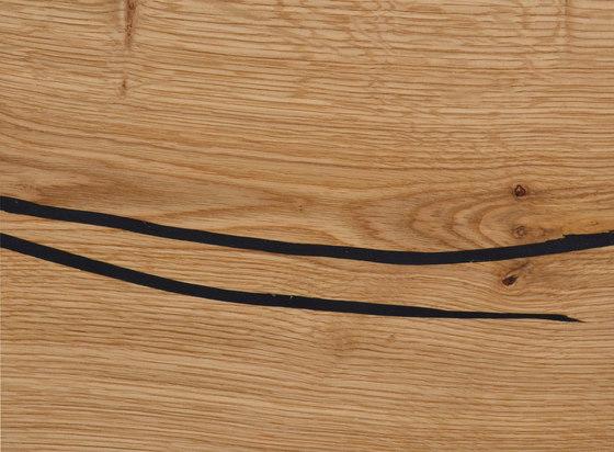 mafi Coral OAK wide-plank black. brushed | natural oil by mafi | Wood flooring