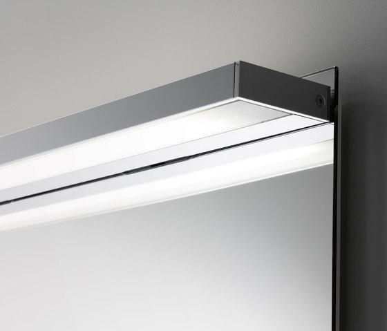 Spiegel style mit Aufbauleuchte SmallLine de talsee | Éclairage de miroirs