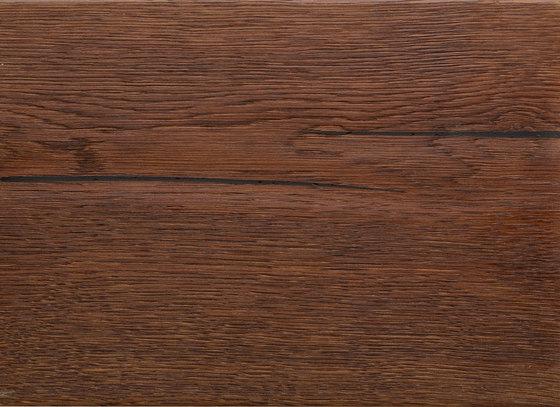mafi ROBLE Coral Vulcano negro con nudos tablones anchos. cepillado  |  aceitado natural de mafi | Suelos de madera