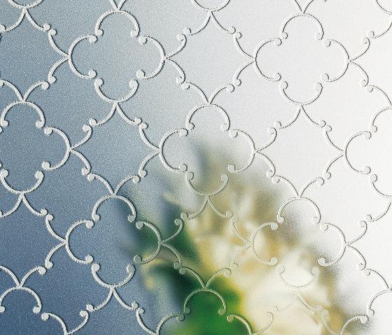 CriSamar® Florencia by Sevasa | Decorative glass