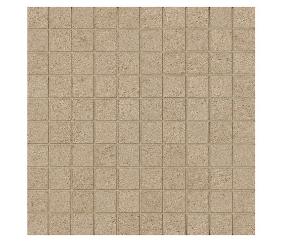 Slimtech Arenaria I Mosaico quadro caramel by Lea Ceramiche   Floor tiles