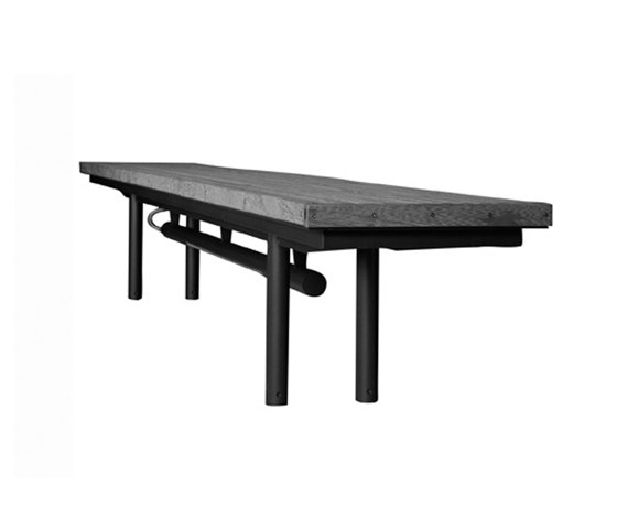 Albis by Hess | Exterior benches