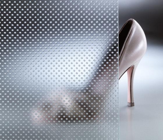 CriSamar® STEP Lunaris-S by Sevasa | Decorative glass