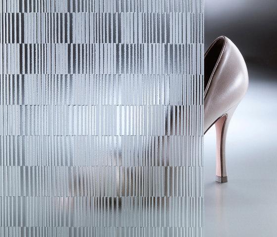 CriSamar® STEP Codex by Sevasa | Decorative glass