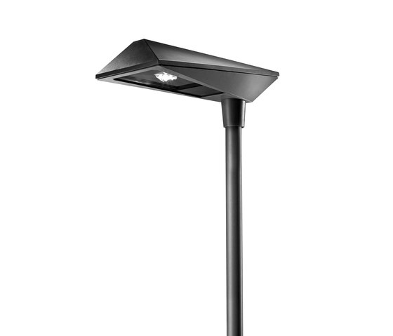 Ankor LED Pole top mounted luminaire by Hess | Spotlights