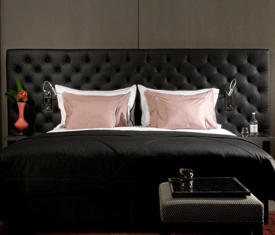 Vienna headboard di Nilson Handmade Beds | Testiere di letto