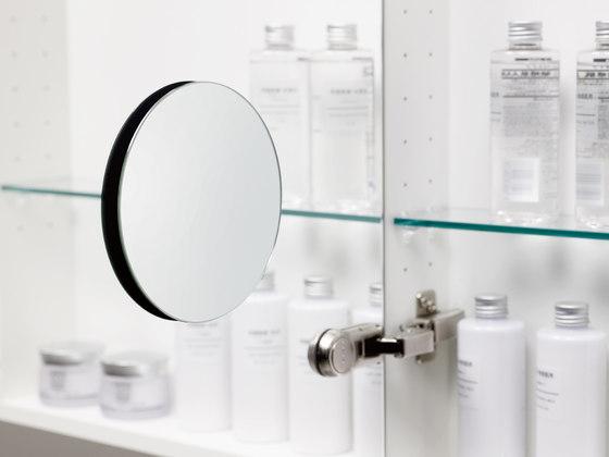 Spiegelschrank mit Vergrösserungsspiegel de talsee | Armoires à miroirs