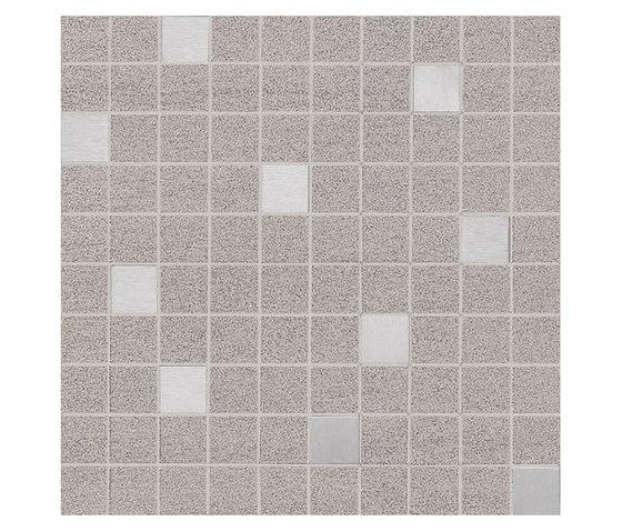 Slimtech Basaltina | Mosaico inox sabbiata von Lea Ceramiche | Bodenfliesen