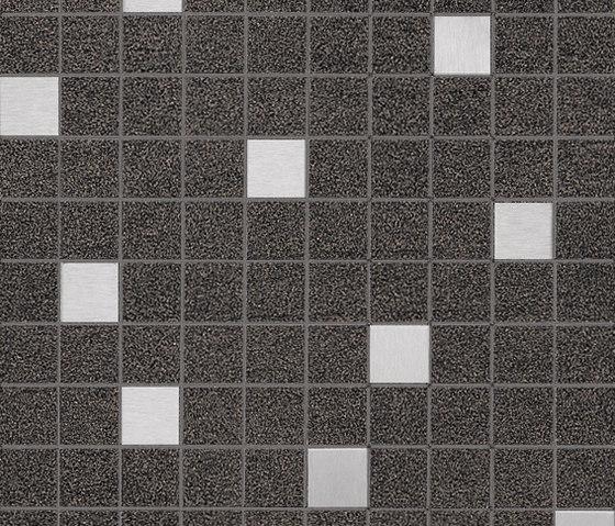 Slimtech Basaltina | Mosaico inox lappata von Lea Ceramiche | Keramik Fliesen