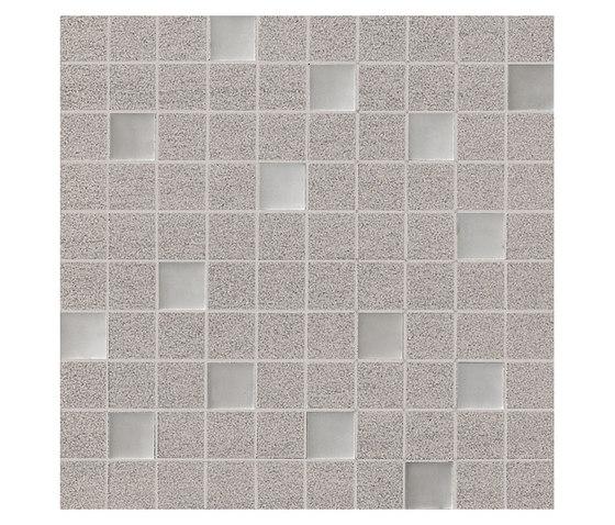 Slimtech Basaltina | Mosaico satin sabbiata by Lea Ceramiche | Floor tiles