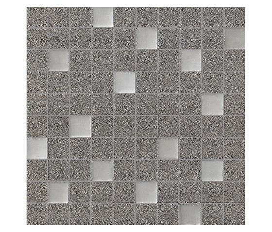 Slimtech Basaltina | Mosaico satin naturale di Lea Ceramiche | Piastrelle/mattonelle per pavimenti