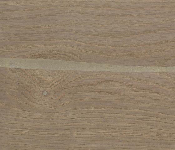mafi ROBLE Mágico tablones anchos blanco. cepillado a mano  |  aceitado gris de mafi | Suelos de madera