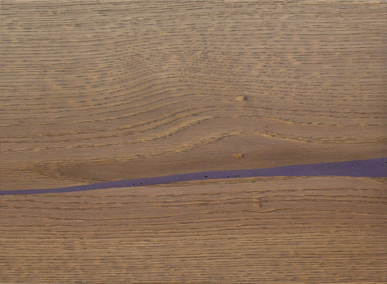 mafi Magic OAK wide-plank violet. hand-planed  |  gray oil by mafi | Wood flooring