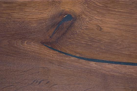 mafi Magic Vulcano OAK wide-plank black. hand-planed  |  nature oil by mafi | Wood flooring