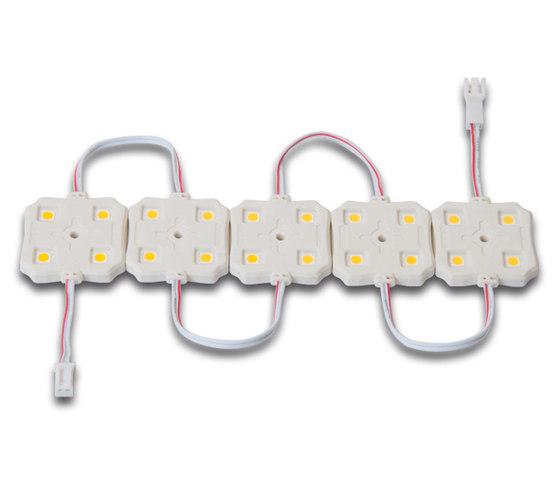 FM 1-LED di Hera | Lampade da parete LED