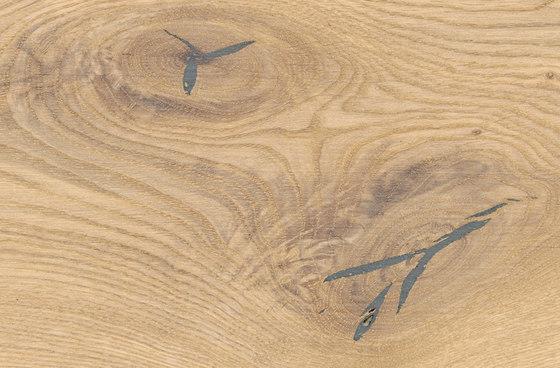 mafi ROVERE Country piccolino. spazzolato  |  olio bianco di mafi | Pavimenti in legno