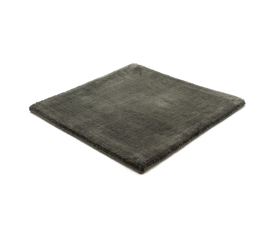Studio NYC Polyester Edition anthracite by kymo | Rugs / Designer rugs