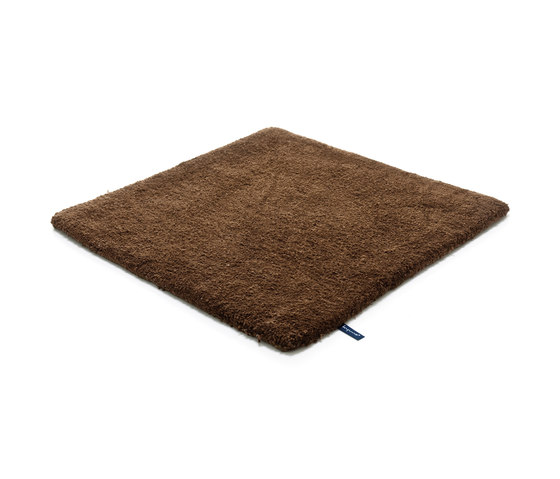 Studio NYC Raw Cut dark brown by kymo | Rugs / Designer rugs