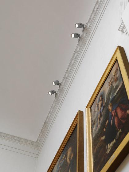 Gallery Strahler-System von FontanaArte | Profile