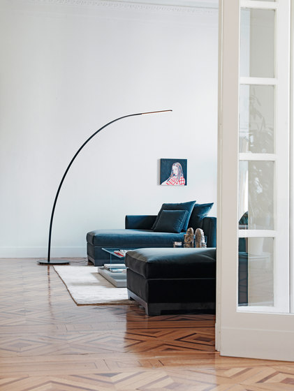 Yumi Floor lamp by FontanaArte | Free-standing lights