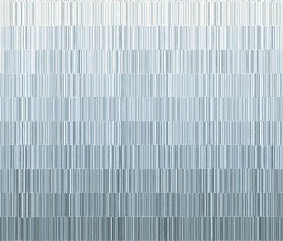 Slimtech I Wave blue a by Lea Ceramiche | Facade cladding