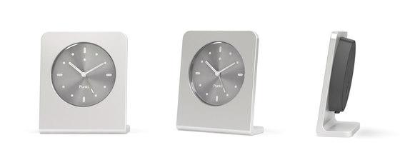 AC 01 Alarm Clock Anodized de Punkt. | Horloges