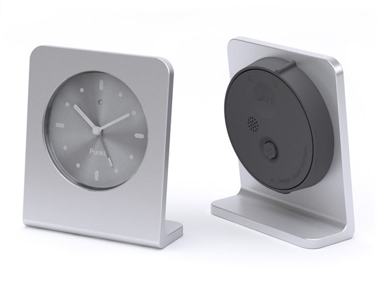 AC 01 Alarm Clock Anodized by Punkt. | Clocks