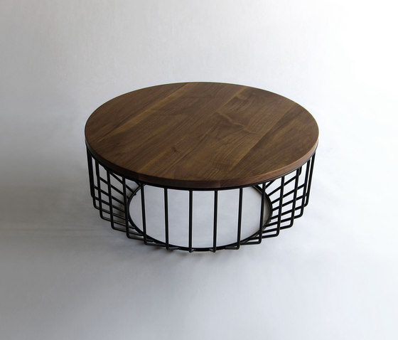 Wired Coffee Table de Phase Design | Tables basses