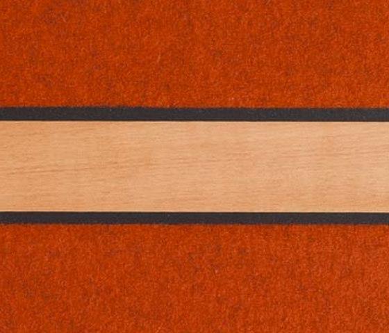 Feltro-Legno 125 by Ruckstuhl | Rugs / Designer rugs