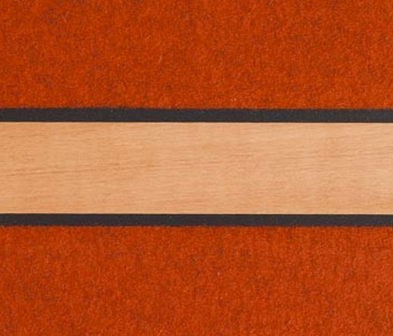 Feltro-Legno 125 de Ruckstuhl | Alfombras / Alfombras de diseño