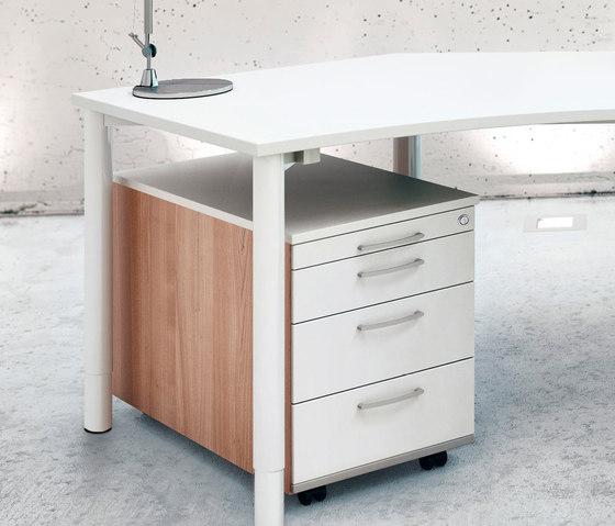 Pontis Carcase by Assmann Büromöbel   Cabinets