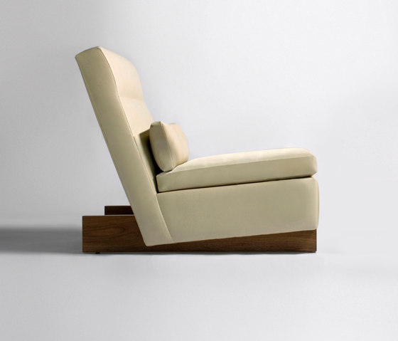 Trax Chair without Arms by Phase Design | Lounge chairs