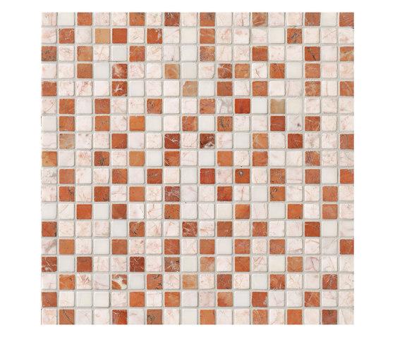 Tesserae I Quadro rosato by Lea Ceramiche | Natural stone tiles