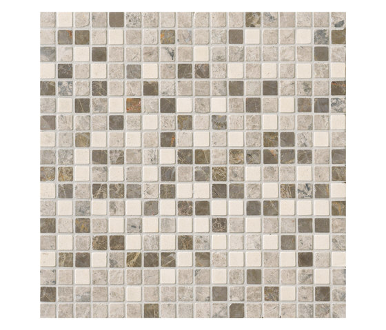 Tesserae I Quadro grigio by Lea Ceramiche | Natural stone wall tiles