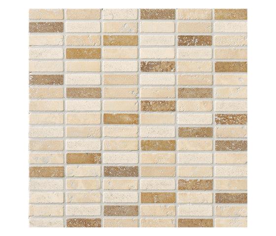 Tesserae I Domino sabbia by Lea Ceramiche | Natural stone tiles