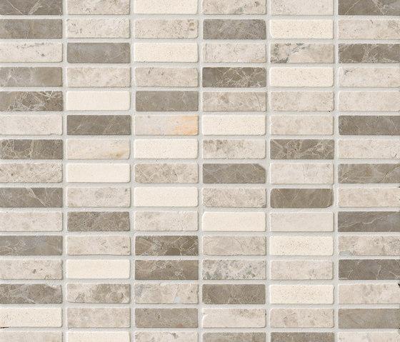 Tesserae I Domino grigio by Lea Ceramiche | Tiles