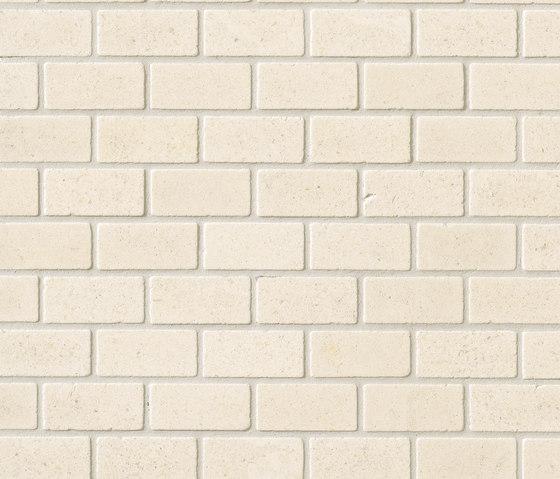 Tesserae I  Muretto crema de Lea Ceramiche | Azulejos de pared de piedra natural
