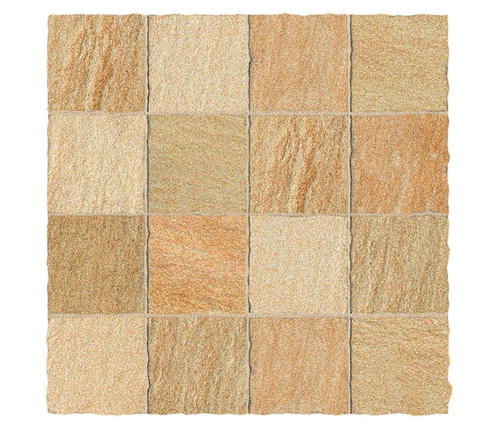 Tecnoquartz | Mosaico anticato 7 hot sand by Lea Ceramiche | Tiles
