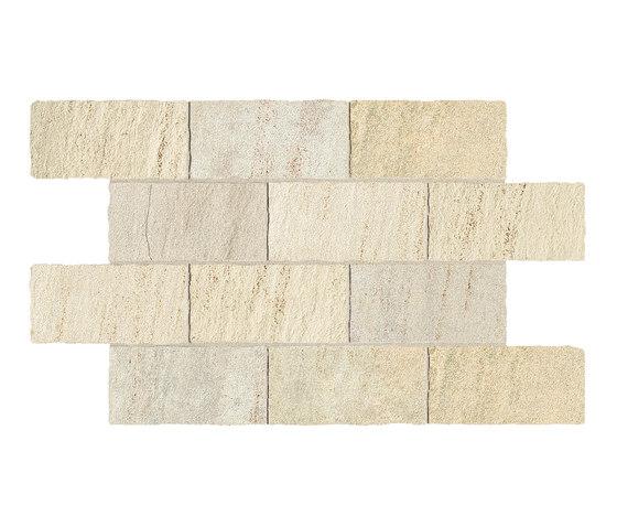 Tecnoquartz | Anticato 7x14 Silver by Lea Ceramiche | Tiles