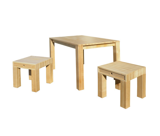 Dörre Table de Andreas Janson | Tables de repas