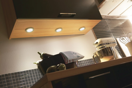 ER-LED / EQ-LED by Hera   Spotlights
