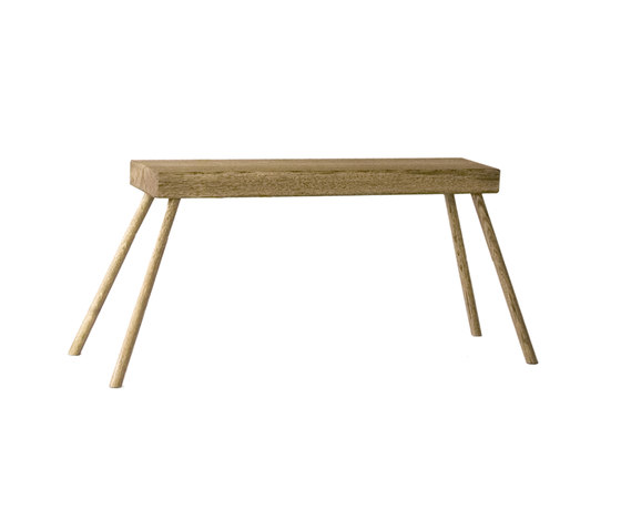 Landluft Bench by Andreas Janson | Upholstered benches
