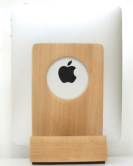 Cherry IPad holder de Andreas Janson
