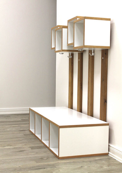 Emily Wardrobe by Andreas Janson | Children's area