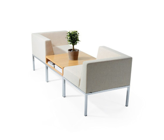 Cube by Martela Oyj | Lounge tables