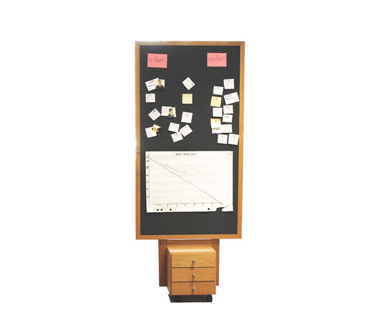 Tudock Pinboard by Andreas Janson | Magnetic boards